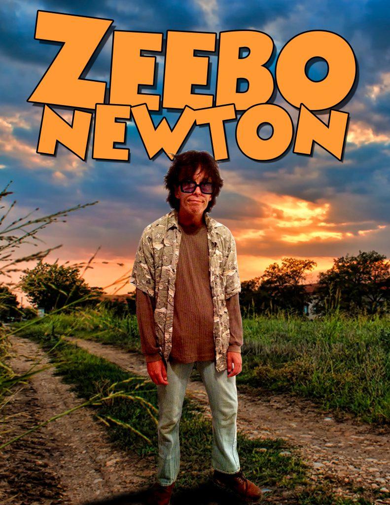 Zeebo Newton - Poster 1